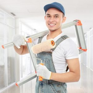 painter-with-ladder-and-roller